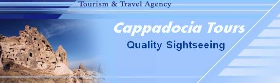 Cappadocia Travel Services. Tours to Cappadocia - Goreme, Underground cities, Ihlara canyon, Uchisar, Red Valley, Avanos, Soganli Valley.
